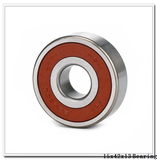 15 mm x 42 mm x 13 mm  Loyal 7302 A angular contact ball bearings