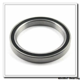 45 mm x 58 mm x 7 mm  CYSD 7809CDB angular contact ball bearings