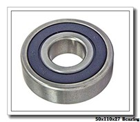 50 mm x 110 mm x 27 mm  NKE NUP310-E-MA6 cylindrical roller bearings