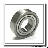 50 mm x 110 mm x 27 mm  NTN EC-6310 deep groove ball bearings