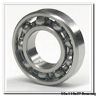50 mm x 110 mm x 27 mm  Loyal NP310 E cylindrical roller bearings