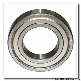 65 mm x 120 mm x 23 mm  FBJ 7213B angular contact ball bearings