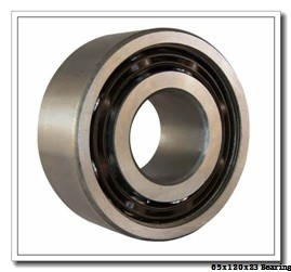 65 mm x 120 mm x 23 mm  NKE 6213-Z-NR deep groove ball bearings