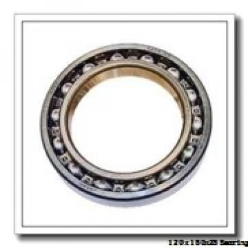 120 mm x 180 mm x 28 mm  NSK QJ 1024 angular contact ball bearings