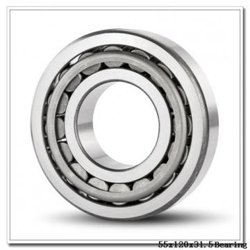 55 mm x 120 mm x 29 mm  NSK HR30311DJ tapered roller bearings