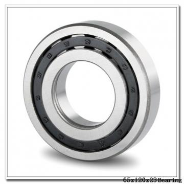 65 mm x 120 mm x 23 mm  KOYO 6213ZZ deep groove ball bearings