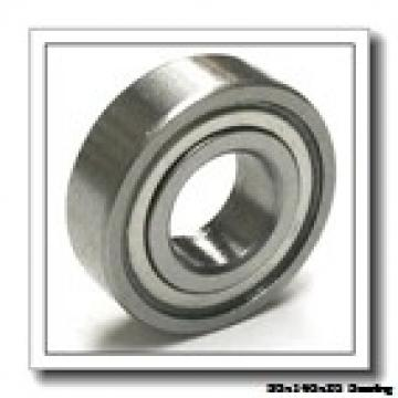 80 mm x 140 mm x 26 mm  NSK 7216CTRSU angular contact ball bearings