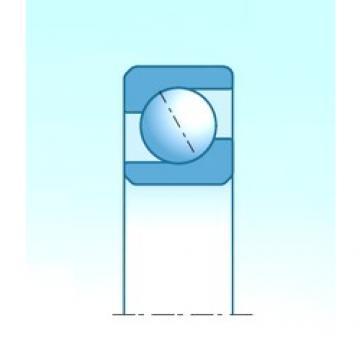 45 mm x 58 mm x 7 mm  NTN 5S-7809CG/GNP42 angular contact ball bearings