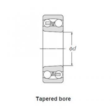 65,000 mm x 120,000 mm x 23,000 mm  SNR 1213K self aligning ball bearings