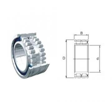 80 mm x 110 mm x 30 mm  ZEN NCF4916-2LSV cylindrical roller bearings
