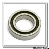 120 mm x 180 mm x 28 mm  ISB 1024 B angular contact ball bearings