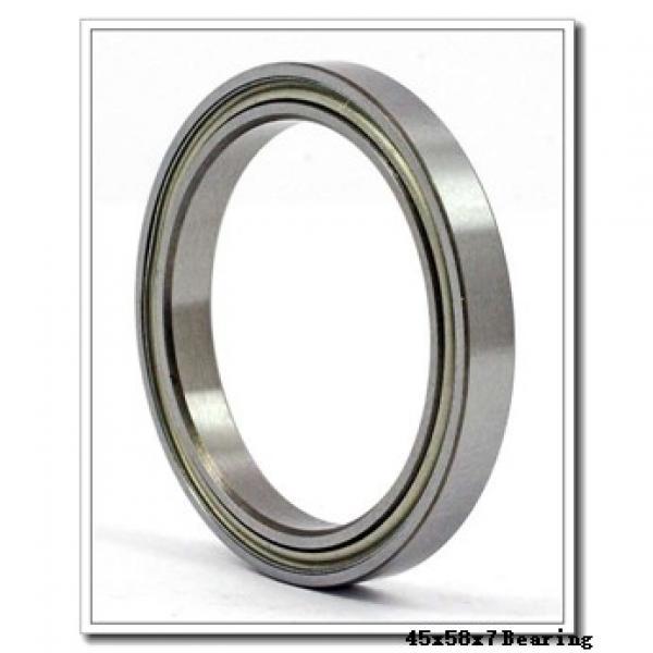 45 mm x 58 mm x 7 mm  NTN 6809LLU deep groove ball bearings #1 image