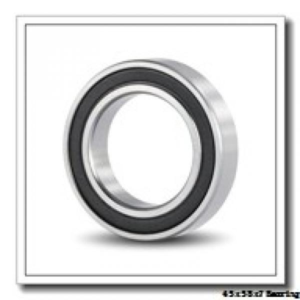 45 mm x 58 mm x 7 mm  NSK 6809NR deep groove ball bearings #2 image