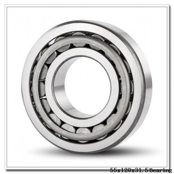 55 mm x 120 mm x 29 mm  NSK HR30311DJ tapered roller bearings #2 image