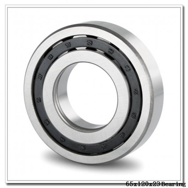 65 mm x 120 mm x 23 mm  NTN NJ213 cylindrical roller bearings #1 image