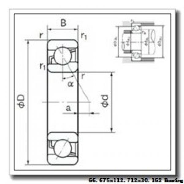 PFI 3984/20 tapered roller bearings #2 image