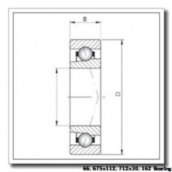 66,675 mm x 112,712 mm x 30,048 mm  Timken 3984/3920 tapered roller bearings #2 image