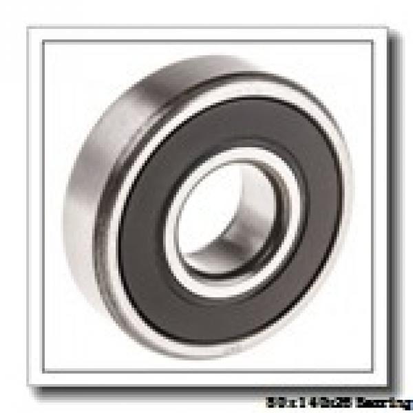 80 mm x 140 mm x 26 mm  KOYO 6216-2RS deep groove ball bearings #1 image