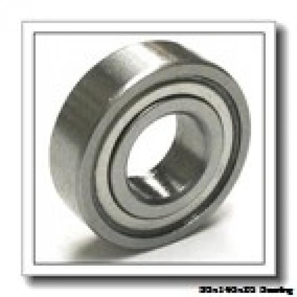 80 mm x 140 mm x 26 mm  NKE NJ216-E-M6 cylindrical roller bearings #2 image