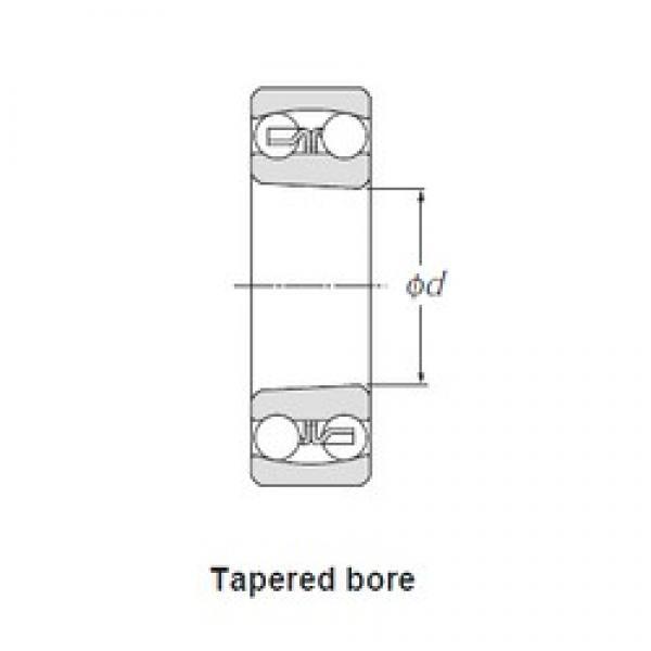 65,000 mm x 120,000 mm x 23,000 mm  SNR 1213K self aligning ball bearings #3 image
